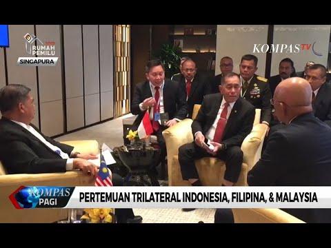 Indonesia, Filipina, & Malaysia Bentuk Pasukan Penindak Terorisme