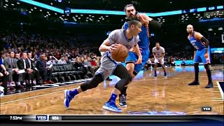 Jeremy Lin ( 24 PTs ) VS Thunder (3-14-2017)