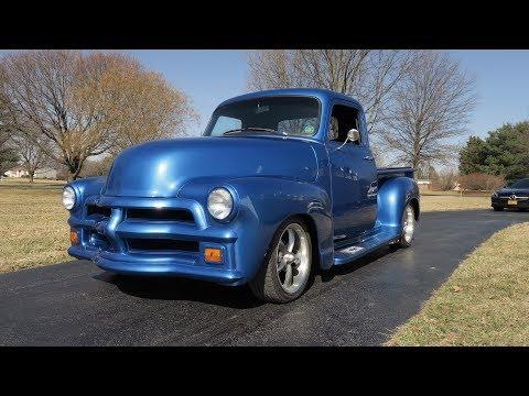 Video of '55 Custom - MZ1A