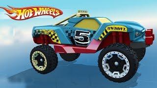 Машинки мультфильмы развивающие супер прохождение игры Hot Wheels Race Off Серия 1