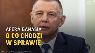 """Marian Banaś na wojnie z PiS. O co chodzi w """"aferze Banasia""""?"""