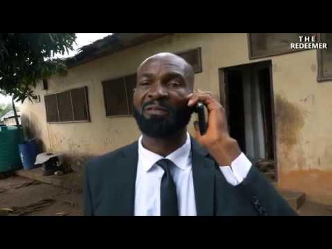THE REDEEMER - NEW MOVIE LATEST NIGERIAN NOLLYWOOD MOVIE