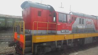 Поездка на поезде Архангельск-Минск. Часть 5 из 15