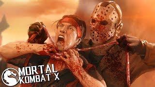 ПРОХОЖУ ИСТОРИЮ ДЖЕЙСОНА ВУРХИЗА в Mortal Kombat X