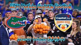 Florida Gators 2019 Season Highlights