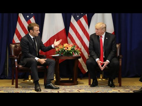 UN General Assembly: Does the Macron-Trump relationship really pay off?