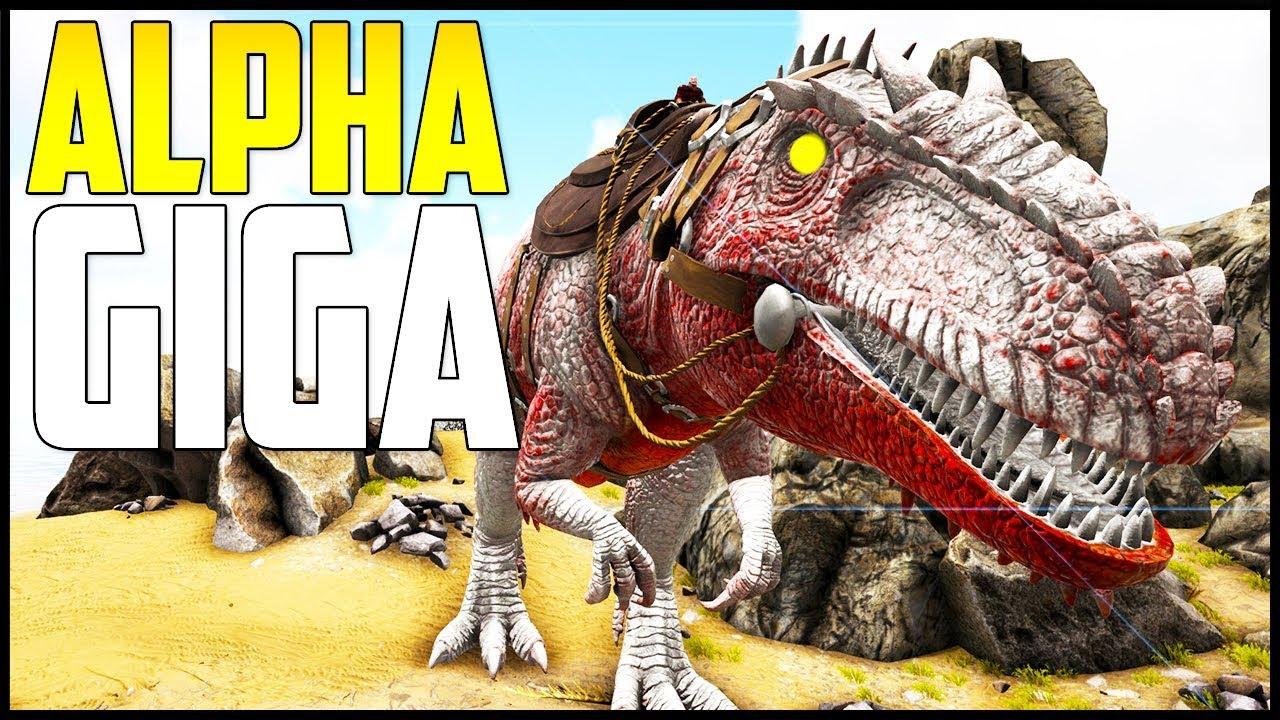 ALPHA GIGA TAMING!!! - Ark Survival Evolved Modded Ep 14 ( Ark