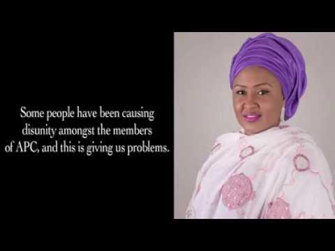 Aisha Buhari interview