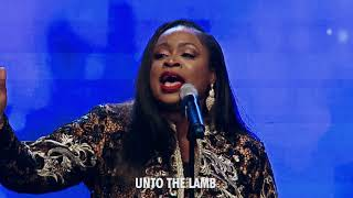 WORTHY IS THE LAMB: SINACH