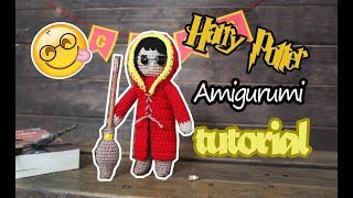 Harry Potter   Amigurumi Tutorial