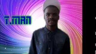 DJ T.MAN from Nongoma.