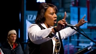 Dr. Bernice King | Walk for Reconciliation