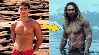 BAYWATCH ⚡️ Then And Now 1989 vs 2019