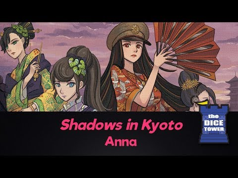Shadows in Kyoto review with Anna