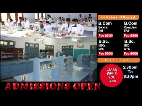 LN Gupta Evening College intro video