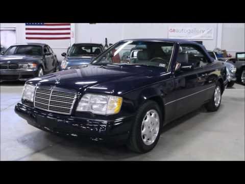 1995 Mercedes-Benz E320 for Sale - CC-991444