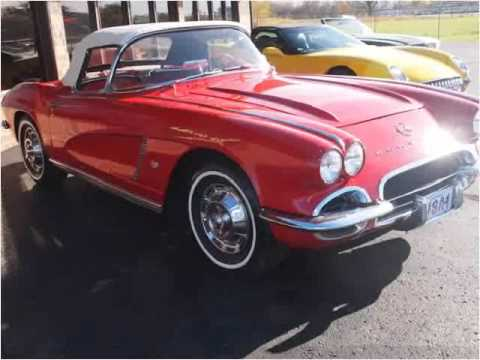 Video of '62 Corvette - KYVB