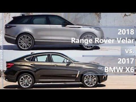 Land Rover  Range Rover Velar Внедорожник класса J - тест-драйв 6