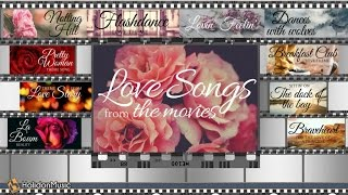Love Songs from the Movies | Instrumental Movie Music