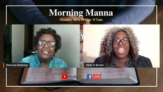 Morning Manna - April 1 2021