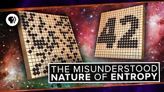 The Misunderstood Nature of Entropy   Space Time