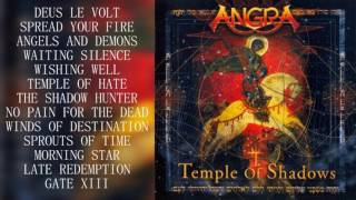 Temple of Shadows - Angra (2004)