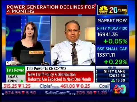 Mr. Praveer Sinha, CEO & MD, Tata Power talks to CNBC TV18 News about the Mundra Resolution Timeline
