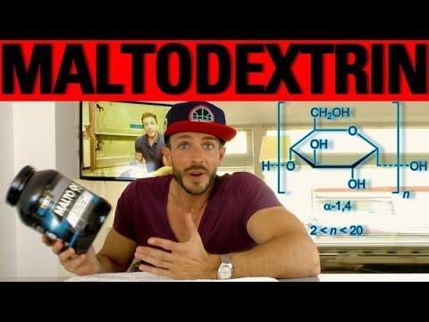 Maltodextrin - wofür ist es gut?