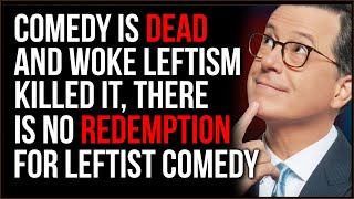 Comedy Is DESTROYED By Woke Politics, There Are Very FEW Good Comedians Left