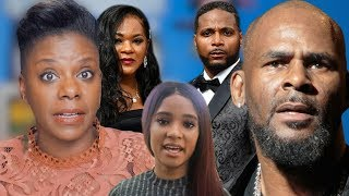 "EXCLUSIVE Audio | R.Kelly's Girlfriend Parents ""Rob, I'm Gonna Make My Millions!, Enjoy your WIFE!"""