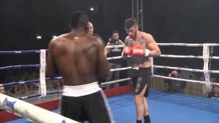 Antonio Copeta vs Ivan Dailili - 4 men tournament Kombat League