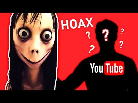 THIS Youtuber is Behind the Momo Challenge Hoax...