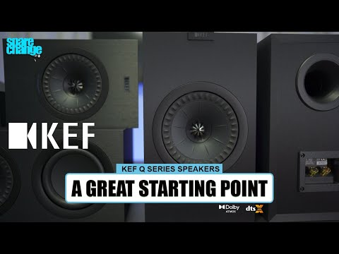 External Review Video kfiagNzIo9k for KEF Q50a Dolby Atmos / Wall-Mount Loudspeaker