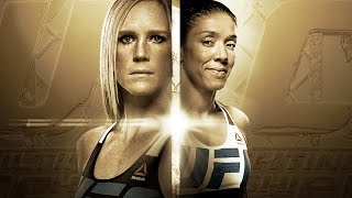 UFC 208: Holm vs De Randamie