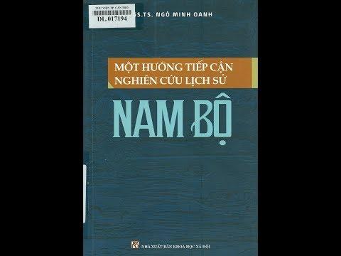 Một hướng tiếp cận nghiên cứu lịch sử Nam Bộ