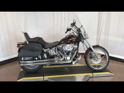 2009 Harley-Davidson® Softail® Custom FXSTC
