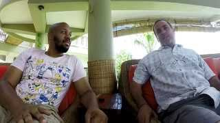 Interview with Cleveland Native and Owner of Bali Floating Leaf Eco-Retreat