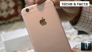 Iphone 6s 32 Gb Rose Gold Unboxing, Reviews And Features | Iphone 6s Rose Gold