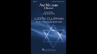 Ani Ma'amin (I Believe) (SATB Choir) - Arranged by   - YouTube