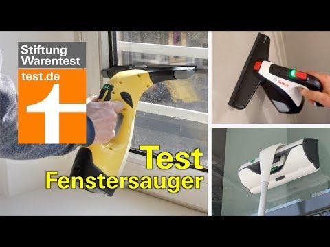 Test Fenstersauger 2019: Elektrische Fensterreiniger für Scheiben + Fliesen im Vergleich