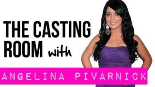 The Casting Room: Angelina Pivarnick