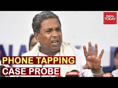 Siddaramaiah 'Welcomes' CBI Probe Into Phone Tapping Case After CM BSY Hands Over Case