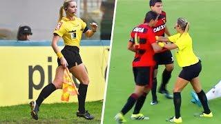 deportes fases divertidas con los árbitros