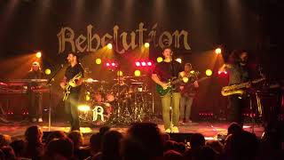Heart Like a Lion-Rebelution in Athens, GA @ The Georgia Theatre