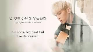 JONGHYUN 종현 - Gloomy Clock 우울시계 Lyrics (Han|Rom|Eng)