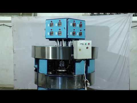 Fully Automatic Khakhra Roasting Machine