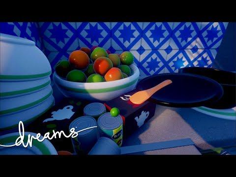 Dreams PS4 – Visual Short Story, TPS and Fantasy Level (New Beta Gameplay)