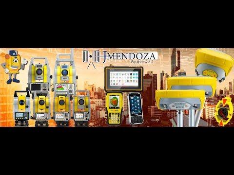 Presentación Estación Total Robotica GeoMax Zoom 70 y 90