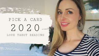 LOVE 2020 - Your love life in 2020 Singles Love Tarot Reading