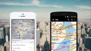 Global Transport Apps by Mapway